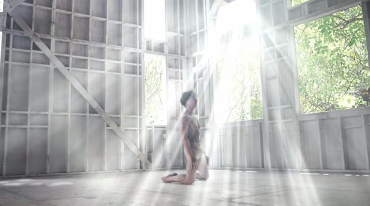 Sergei Polunin in Take Me to Church by Hozier - directed by David LaChapelle