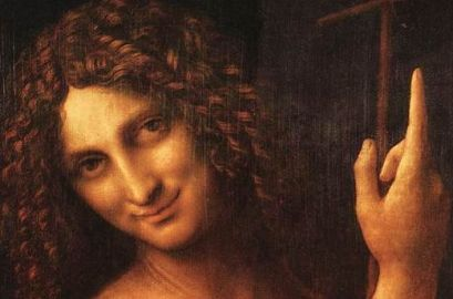 John the Baptist - detail