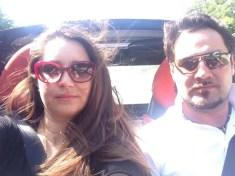 On the road - Barbara Frittoli and Ildar Abdrazakov