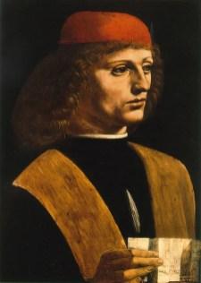 Portrait of a Musician