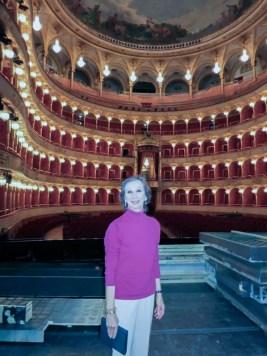 In Rome staging La Sylphide 2013