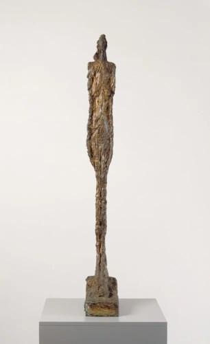 Woman of Venice VIII by Alberto Giacometti, 1956 - copyright Alberto Giacometti Estate, 1956, ACS-DACS, 2015