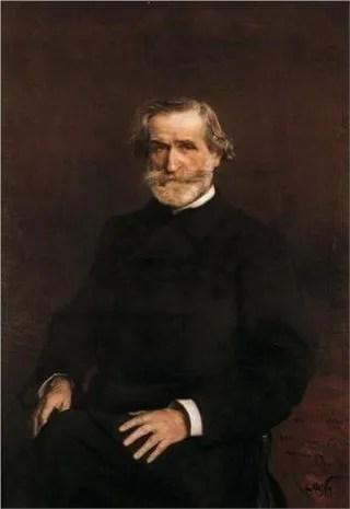 Giuseppe Verdi by Giovanni Boldini, 1886