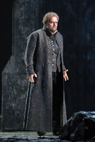 Marco Berti as Otello - photo by L Romano