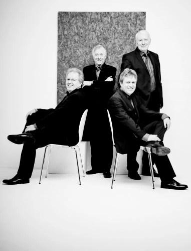 Hilliard Ensemble - photo by Marco Borggreve