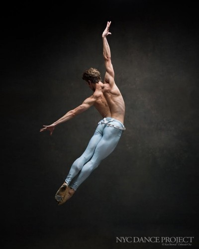 James Whiteside, Principal with American Ballet Theatre