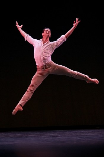 Marcelo Gomes in Tristesee - photo by Dasa Wharton