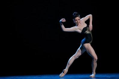 Natalia Osipova in Zeitgeist - photo by Dasa Wharton