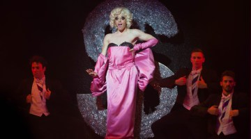 Priscilla the musical in Milan reveals the heart beneath the glitter