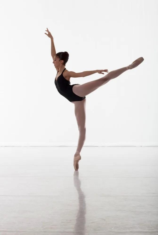 Yasmine Naghdi - the birth of a ballerina
