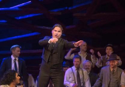 Massimo Cavalletti as Escamillo in Carmen - Metropolitan Opera