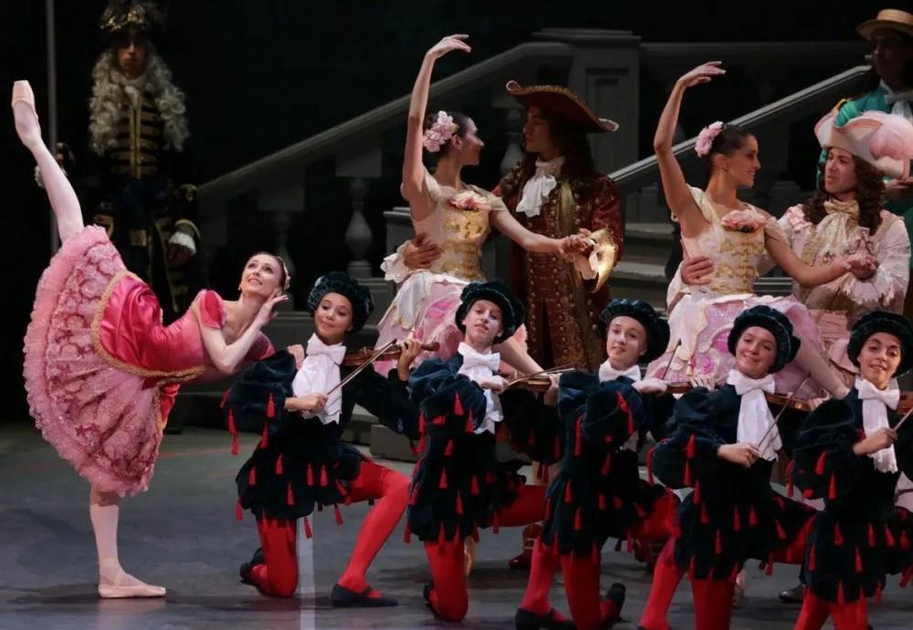 Svetlana Zakharova in The Sleeping Beauty - photo by Brescia and Amisano, Teatro alla Scala 2015 2