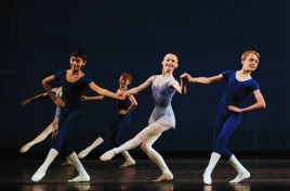 The Royal Ballet School defile, End of Year Show, Year 8, 2007 aged 13
