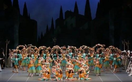 The Sleeping Beauty - photo by Brescia and Amisano, Teatro alla Scala 2015 2