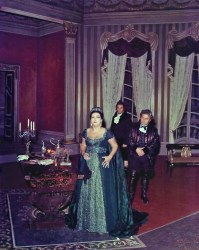 Virginia Zeani as Tosca, Padua 1973