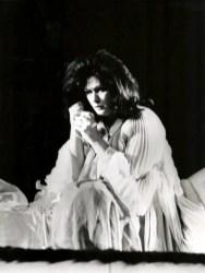 Virginia Zeani in La voix humaine, Monte Carlo 1975
