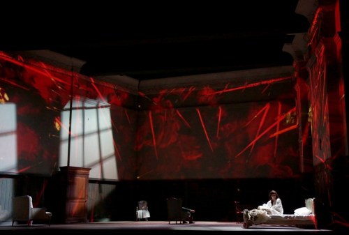 Anna Netrebko in Giovanna d'Arco - photo by Brescia and Amisano, Teatro alla Scala