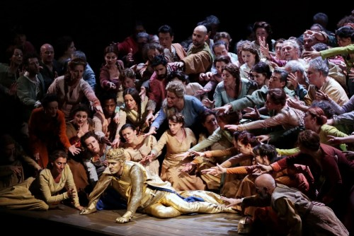 Francesco Meli in Giovanna d'Arco - photos by Brescia and Amisano, Teatro alla Scala