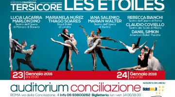 The stars will come out in Rome tonight – Cipriani ballet gala