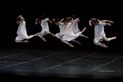 Eko Dance Project in Mats Ek's Giselle