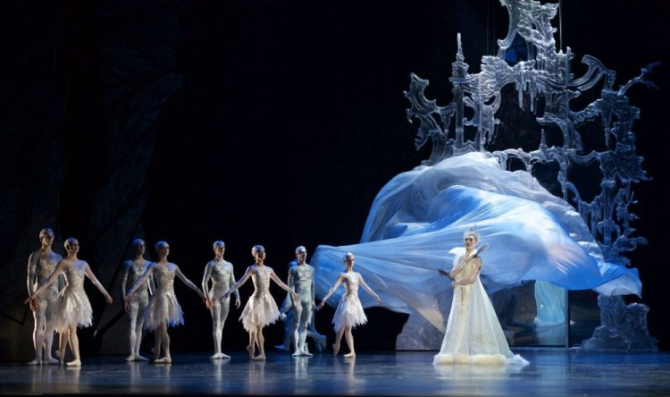 The Snow Queen, Czech National Ballet - photo by Dasa Wharton 04