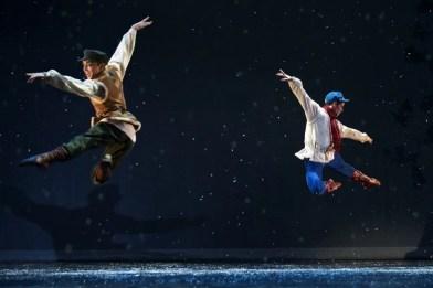 The Snow Queen, Czech National Ballet - photo by Dasa Wharton 13