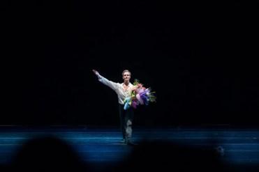 Luis Ortigoza's farewell performance