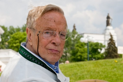 Franco Zefirelli in 2008 - photo by Alexey Yushenkov