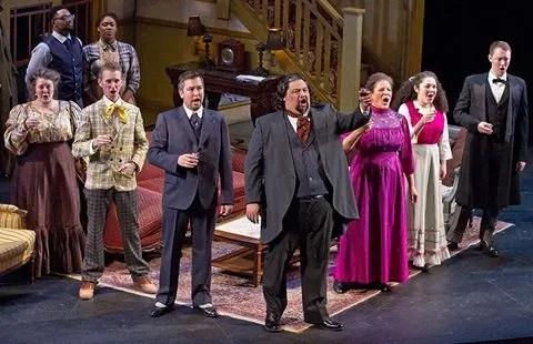 Bronx Opera's Cinderella