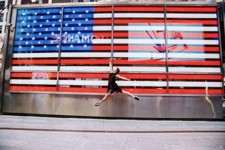 James Whiteside, American Ballet Theatre