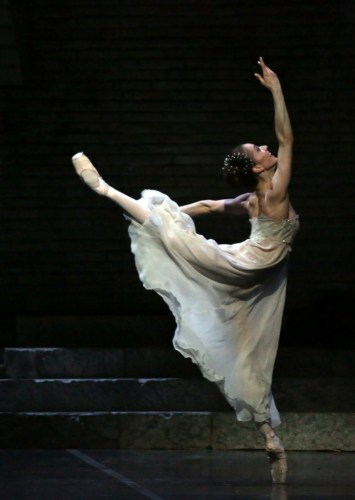 Romeo eand Juliet with Marianela Nunez - photo by Brescia and Amisano, Teatro alla Scala