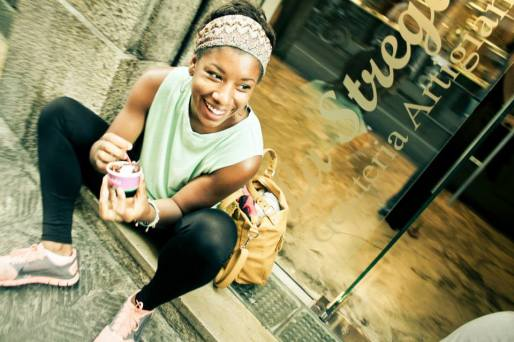 Choreographer Jada Cunningham
