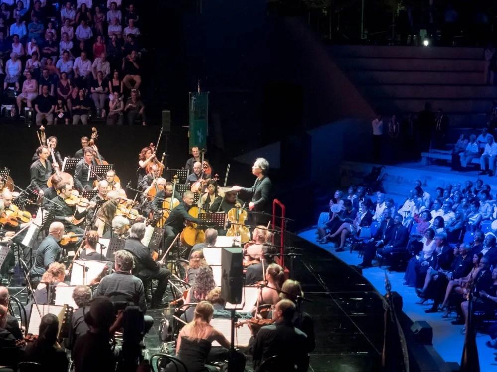 Myung-Whun Chung conducts La Scala Orchestra and Chorus
