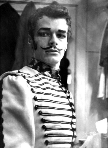 Peter Wright as Capitano Andoncino in John Cranko's The Lady and the Fool, 1954