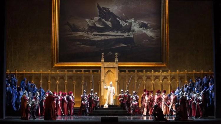 Simon Boccanegra - photo by Brescia e Amisano - Teatro alla Scala