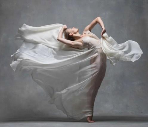 Charlotte Landreau, Soloist, Martha Graham Dance Company