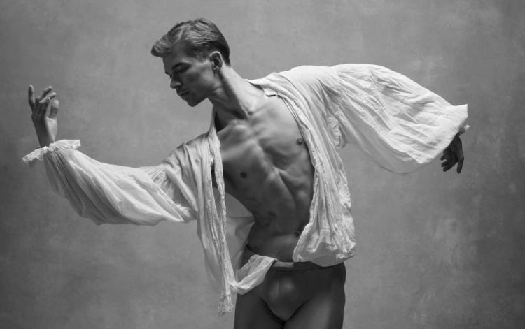 Gregory Dean, Principal, Royal Danish Ballet