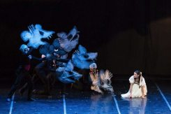 The rats in The Nutcracker photo by Yasuko Kageyama, Opera di Roma 2014