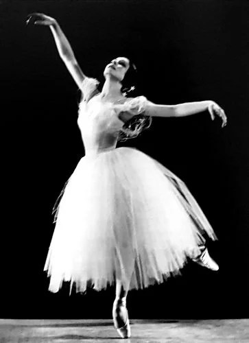 Yvette Chauviré as Giselle