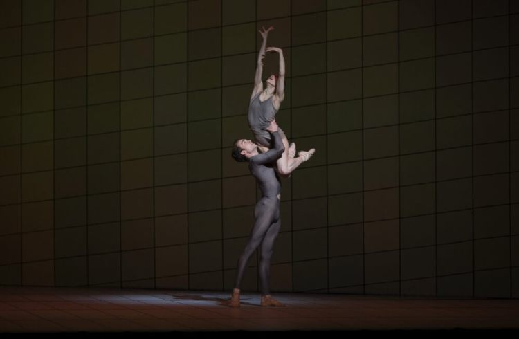 Multiverse by Wayne McGregor with Matthew Ball, Marianela Nuñez © ROH, 2016, photographed by Andrej Uspenski