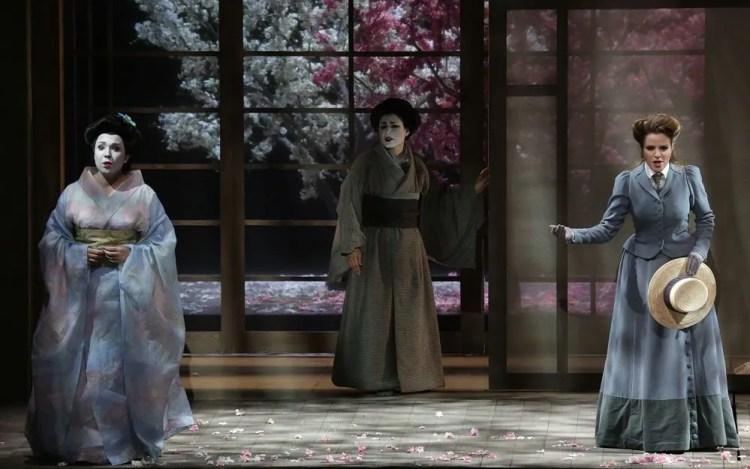 Madama Butterfly with Maria José Siri, Annalisa Stroppa and Nicole Brandolino Brescia & Amisano Teatro alla Scala