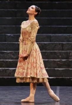 Martina Arduino as Juliet, photo Marco Brescia and Rudi Amisano Teatro alla Scala 2