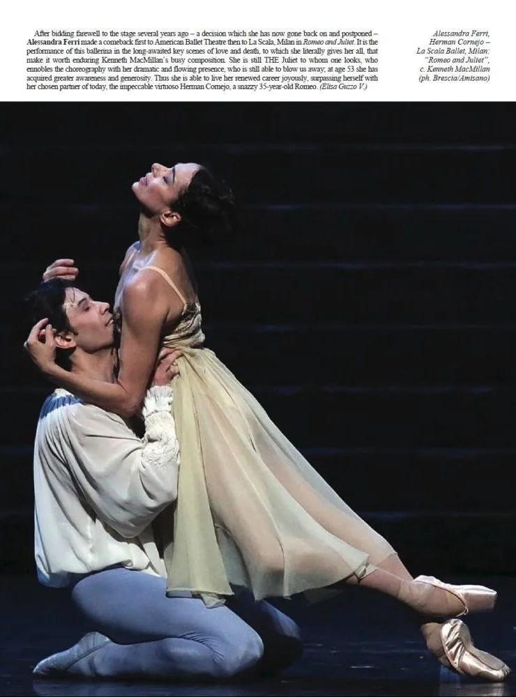 Ballet2000, Ferri