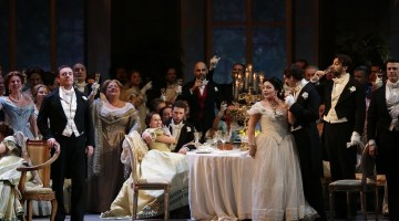 Traviata opens tonight at La Scala… here's a sneak peek
