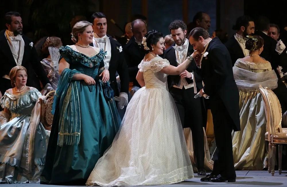 La traviata, Teatro alla Scala 2017