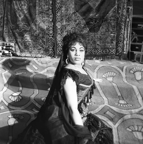 Leontyne Price in Aida 1963 photo Piccagliani 3