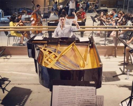 'Rehearsinig Beethoven'