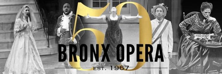 Bronx Opera 50th Season Image