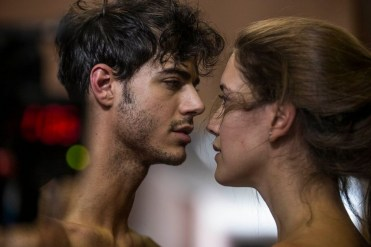 Davide Dato and Clara Alonso in Insane Love