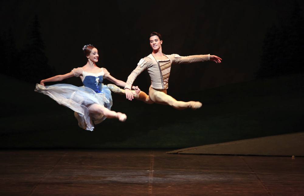 Nicoletta Manni and Claudio Coviello, photo by Brescia e Amisano, Teatro alla Scala